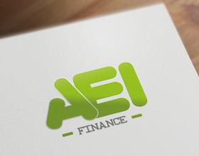AEI Finance Visuele identiteit