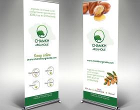 Roll up banner Chamkh