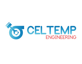 Celtemp logo design