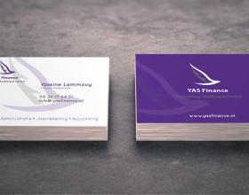 Yas Finance Huisstijl en drukwerk